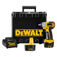 DeWalt 3/8 In. (9.5mm) 12 V Cordless XRP Impact Wrench Kit at Sears.com