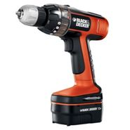 Black & Decker Cordless 12 Volt Smart Select Drill at Sears.com