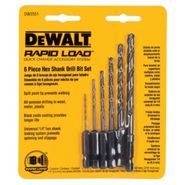DeWalt 6 Piece Hex Bit Set at Sears.com
