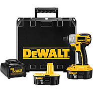 Dewalt Tools 18 Volt 1/4 In. (6.4mm) Cordless Impact Driver Kit at Sears.com