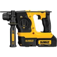 DeWalt 20 V MAX* Lithium Ion 3 Mode SDS Rotary Hammer Kit (3.0 Ah) at Sears.com