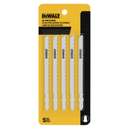 DeWalt 5PK 6TPI Fast/Rough Wood JS BLD at Sears.com