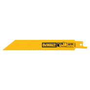 DeWalt 4 In. 24 TPI Straight Back Blades (5) at Kmart.com