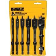 DeWalt 6-Piece Wood Boring Bit Set at Sears.com