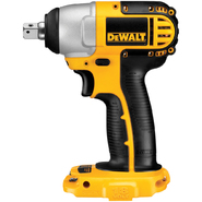 Dewalt Tools 1/2 In. (13mm) 18 V Cordless Impact Wrench (Tool Only) at Sears.com