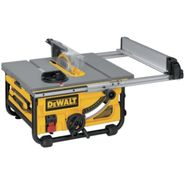 DeWalt 10 In. Compact Job Site Table Saw at Sears.com