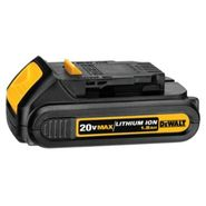 DeWalt 20 V MAX* Lithium Ion Compact Battery Pack (1.5 Ah) - 2 pack at Sears.com