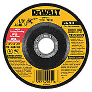 DeWalt 4 In. x 1/8 In. x 5/8 In. Metal Wheel at Sears.com