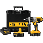Dewalt Tools 18 V 1/2 In. (13mm) XRP Cordless Drill/Driver Kit at Sears.com