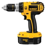 DeWalt 18 V 1/2 In. (13mm) Compact Cordless Hammer Drill Kit at Sears.com