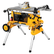 Dewalt Tools 10 in. Compact Job Site Table Saw with Rolling Stand at Sears.com