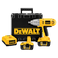 DeWalt 1/2 in. (13mm) 18 V Cordless Li-ion Impact Wrench Kit at Sears.com