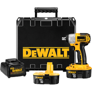Dewalt Tools 1/2 in. (13mm) 18 V Cordless XRP Impact Wrench Kit at Sears.com