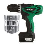 Hitachi 12 Volt Peak Lithium Ion Micro Driver Drill at Sears.com