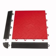 Craftsman Red Polypropylene 1 ft. x 1 ft Tile (40 - Case) at Sears.com