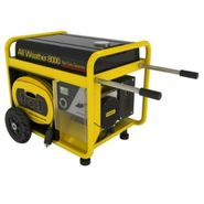Stanley 8000 watt Generator with 10000 Surge/Peak Watts Includes Electric Start and Removable Generator Panel at Sears.com