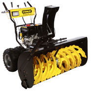 Stanley 15 HP 45 in. Commercial Duty Two-Stage Gas Snow Blower with Electric Start - Non CA at Sears.com