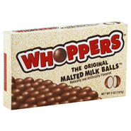 Whoppers Malted Milk Balls, The Original, 5 oz (141 g) at Kmart.com