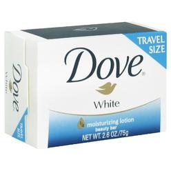 Dove Beauty Bar, White, Travel Size, 2.6 oz (75 g) at Kmart.com