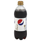 Pepsi Cola, Diet, Caffeine Free, 20 oz (1.25 pt) 591 ml at mygofer.com
