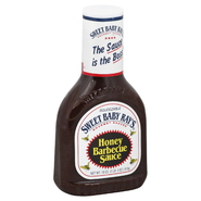 Sweet Baby Ray's Barbecue Sauce, Honey, 18 oz (1 lb 2 oz) 510 g at Kmart.com