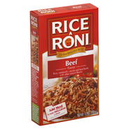 Rice A Roni Rice, Beef Flavor, 6.8 oz (192 g) at Kmart.com