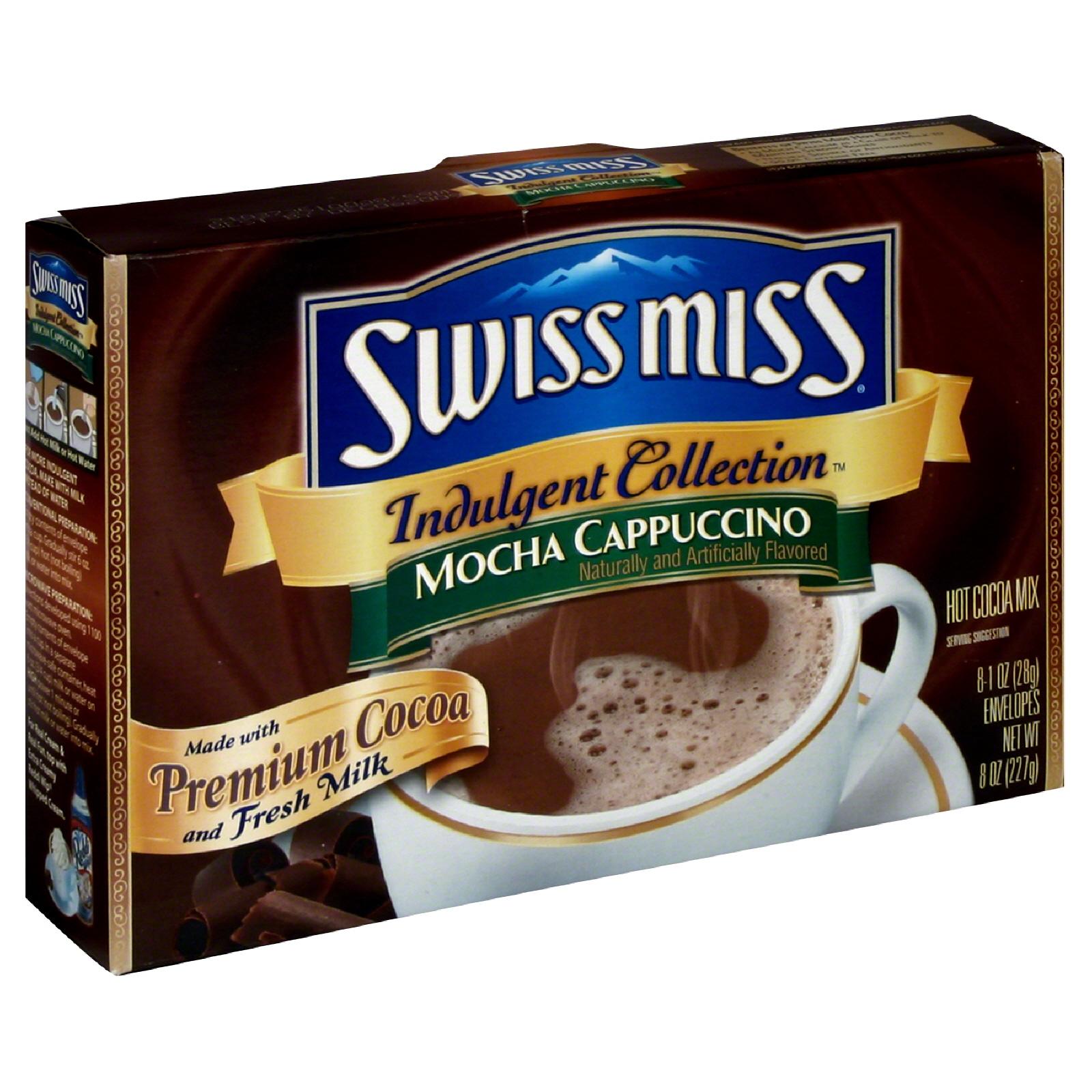 Indulgent Collection Hot Cocoa Mix, Mocha Cappuccino, 8 - 1 oz (28 g) envelopes [8 oz (227 g)]                                   at mygofer.com