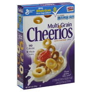 Cheerios Cereal, Multi Grain, 9 oz (255 g) at Kmart.com