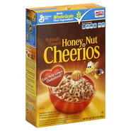 General Mills Cereal, Honey Nut, 17 oz (481 g) at Kmart.com