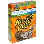 General Mills Sweet & Crunchy Corn Puffs with Hershey's Cocoa and Reese's Peanut Butter, 14.25 oz (403 g) at Kmart.com