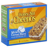 General Mills Milk 'n Cereal Bars, 6 - 1.4 oz (40 g) bars [8.5 oz (240 g)] at Kmart.com
