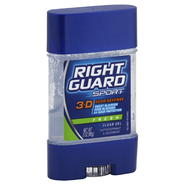 Right Guard Sport Antiperspirant & Deodorant, Clear Gel, Fresh, 3 oz (85 g) at Kmart.com
