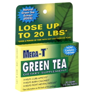 Mega-T Green Tea, Caplets, 30 caplets at Kmart.com
