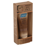 Jergens Natural Glow Face Daily Moisturizer, Designed for Medium/Tan Skin Tones, 2.5 fl oz (74 ml) at mygofer.com