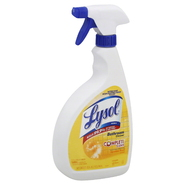 Lysol Complete Clean Bathroom Cleaner, Sunshine Fresh Scent, 32 fl oz (1 qt) 946 ml at Kmart.com