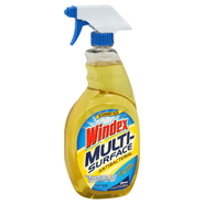 Windex Multi-Surface Cleaner, Antibacterial, 32 fl oz (1 qt) 946 ml at Kmart.com