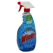 Windex Class Cleaner, Original with Ammonia-D, 32 fl oz (1 qt) 946 ml at mygofer.com