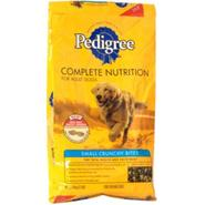 Pedigree Complete Nutrition Food for Adult Dogs, Small Crunchy Bites, Beef Flavor, 22 lbs (10 kg) at Kmart.com