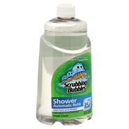 Scrubbing Bubbles Shower Cleaner, Automatic Refill, Fresh Clean, 34 fl oz (1 qt 2 oz) 1 lt at Kmart.com