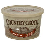 Country Crock 53% Vegetable Oil Spread, Original, 15 oz (425 g) at Kmart.com