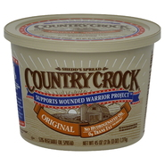 Country Crock 53% Vegetable Oil Spread, Original, 45 oz (2 lb 13 oz) 1.27 kg at Kmart.com