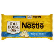 Toll House Morsels, Premier White, 12 oz (340 g) at Kmart.com
