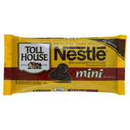 Nestle Morsels, Mini, Semi-Sweet Chocolate, 12 oz (340 g) at Kmart.com