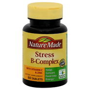Nature Made Stress B-Complex with Vitamin C & Zinc, 60 tablets at Kmart.com