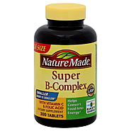 Nature Made Super B-Complex, Tablets, 300 tablets at Kmart.com