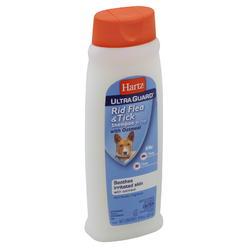 Hartz Ultra Guard Rid Flea & Tick Shampoo, for Dogs, with Oatmeal, Rich Vanilla Fragrance, 18 fl oz (532 ml) ... at Kmart.com