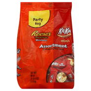Hershey's Chocolate Mix, Assortment, Party Bag, 40 oz (2 lb 8 oz) 1.13 kg at Kmart.com