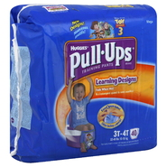 Huggies Pull-Ups Training Pants, Size 3T-4T (32-40 lb), Toy Story 3, Mega, 40 pants at Kmart.com