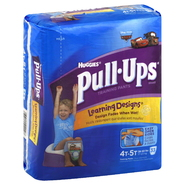 Huggies Pull-Ups Training Pants, 4T-5T (38-50 lbs), Learning Designs, Disney-Pixar Cars, Mega, 33 training pants at Kmart.com
