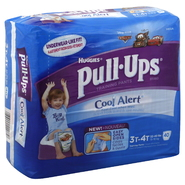 Huggies Pull-Ups Training Pants, Cool Alert, Size 3T-4T (32-40 lb), Disney Pixar Cars, Mega, 40 pants at Kmart.com